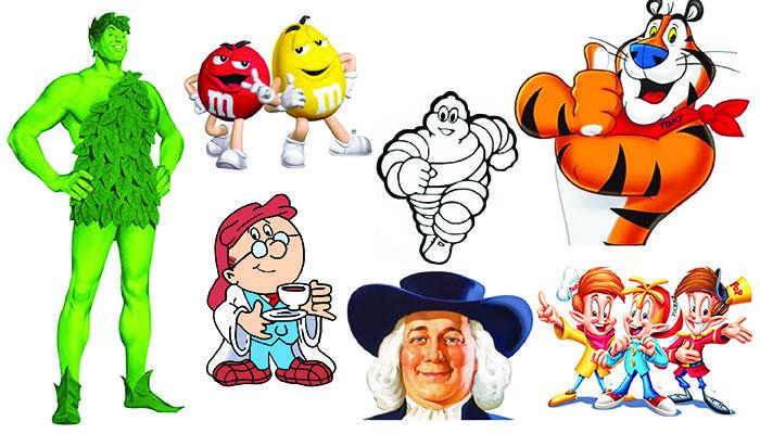 Personajes de marca brand character