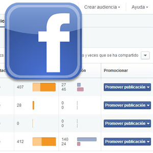 estadísticas de facebook