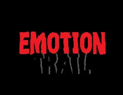 Logotipo de emotion trail diseñado por Brandesign para tienda online en madrid