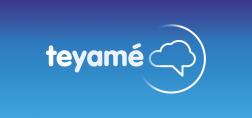 isologo de empresa cuyos servicios están basados en la nube internet