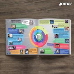 diseño produccion ilustración fotografia de folletos revistas catálogos impresión diseño gráfico bueno