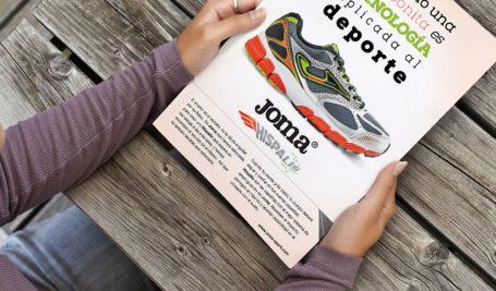 Campaña de Publicidad y Anuncios para JOMA