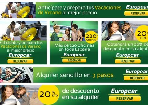 Creatividades Europcar