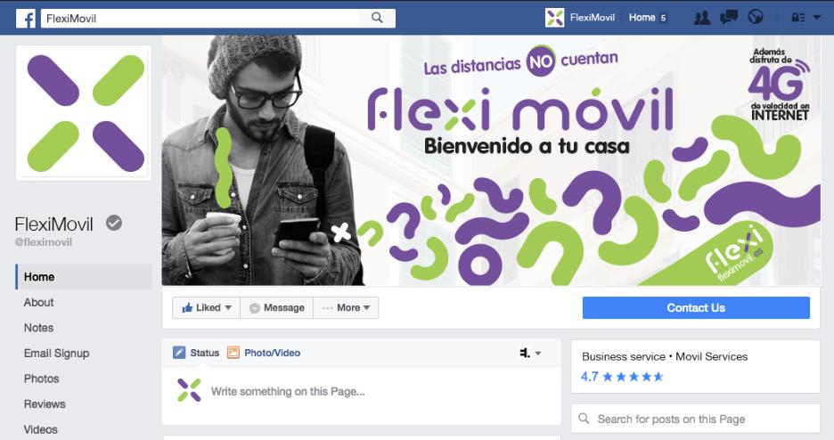 Diseño y tematización de canal de red social facebook personalización