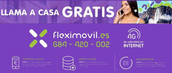 Banners Web FlexiMovieñ movil optimizadas baratas madrid brandesign