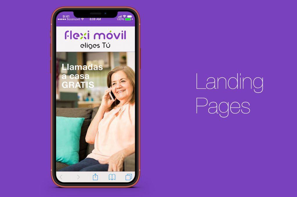 Desarrollo de sitio web mobile first moviles brandesign