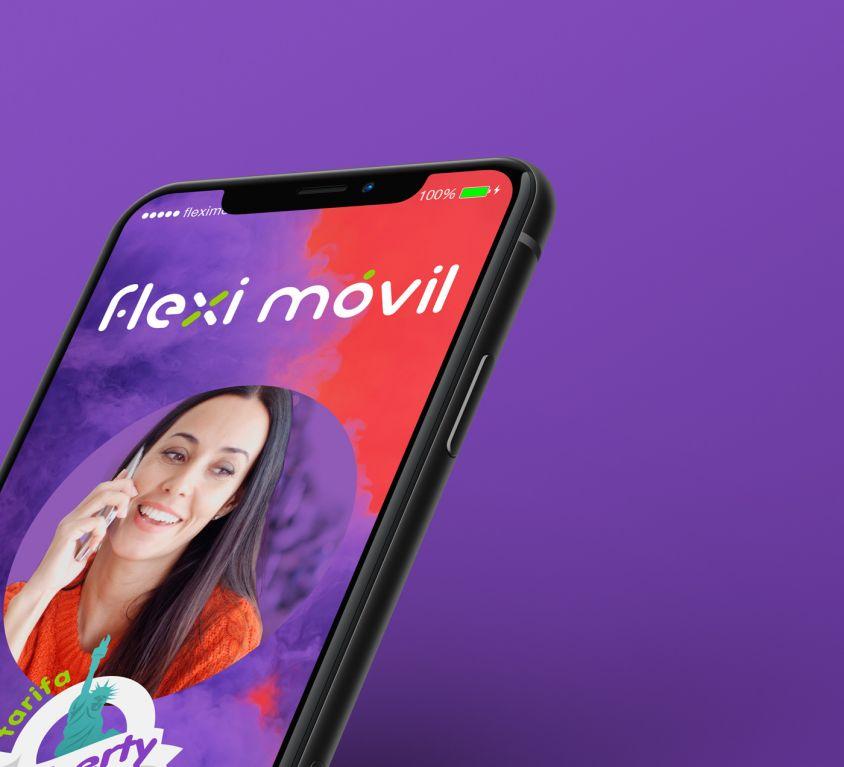 Diseño Gráfico y Apoyo a Marketing del operador Flexi Movil