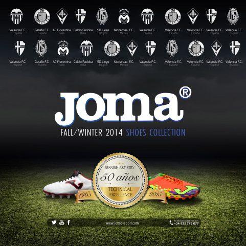 Catálogo JOMA