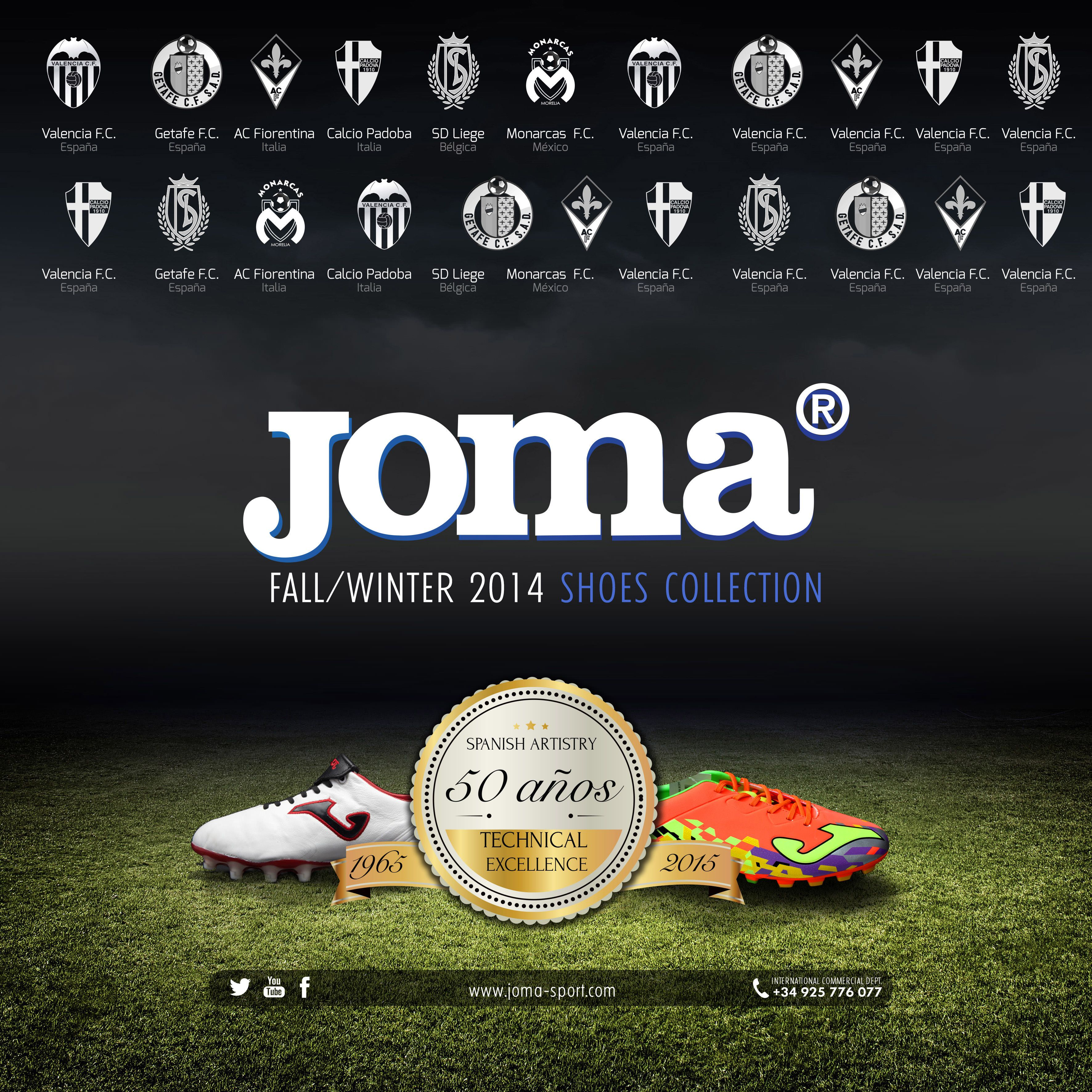 Dise o del cat logo de producto joma brandesign agencia - Diseno de producto madrid ...