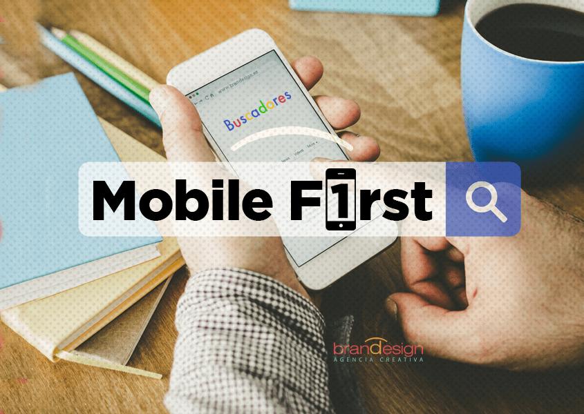 2017, del responsive design al Mobile-first de Google para el posicionamiento web
