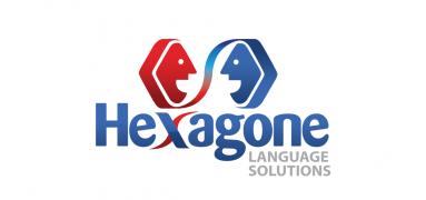 diseño de logotipo y estrategia de marca e identidad corporativa para Hexagone franquicia escuela de idiomas