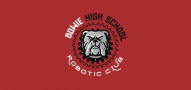 Diseño de logotipo para club educativo colegio bowie en Estados Unidos logo brand design