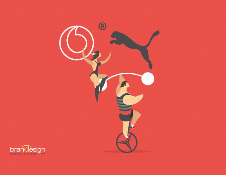 Imagen visual de marca, diferencias entre logotipo, imagotipo, isotipo e isologo. brandesign agencia creativa