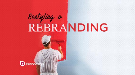 En esta entrada hablamos sobre la evolución de la imagen o identidad de marca sobre cambiar estilo o cambiar de marca