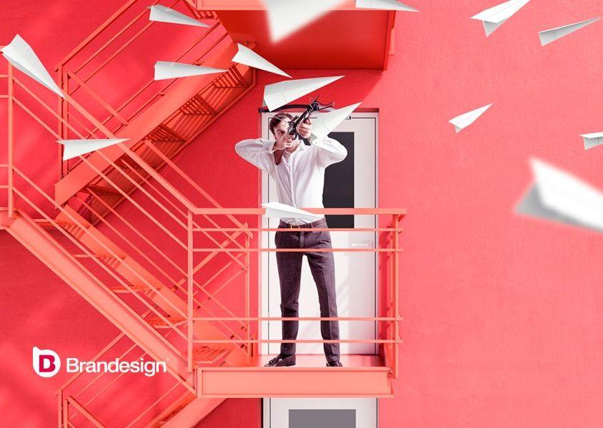 Cómo tener éxito con una startup consejos de Brandesign agencia creativa especializada en Branding madrid
