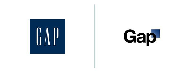 Rebranding de marcas el antes y después fallos épicos del rebranding