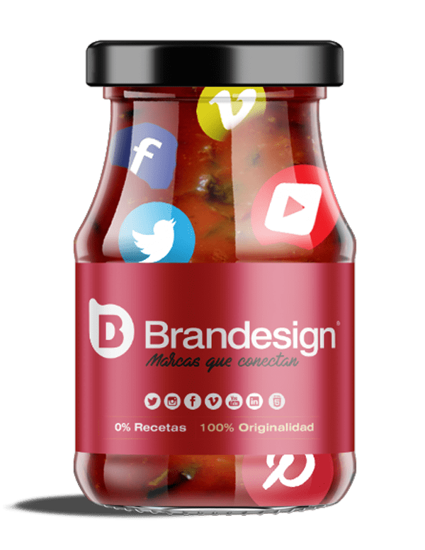 Brandesign agencia creativa le pone sabor a tu marca
