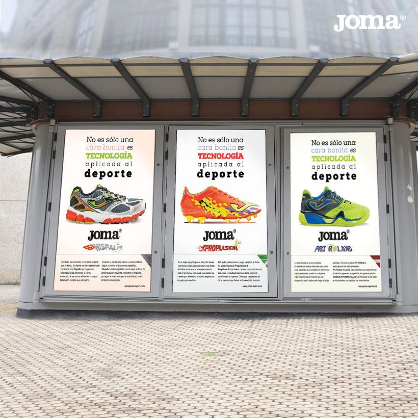 Campañas de producto marketing mupi publicidad exterior cartelería