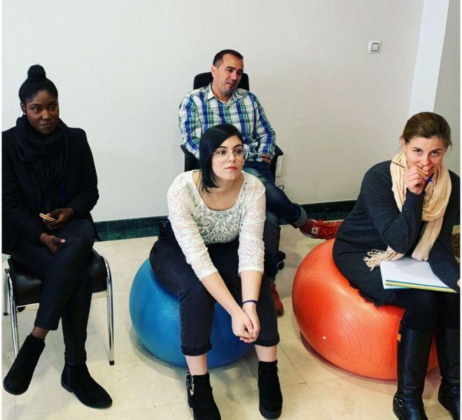 Equipo Brandesigners en nuestro estudio de diseño