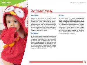 ejemplo de brand book manual de identidad corporativa branding marca de ropa