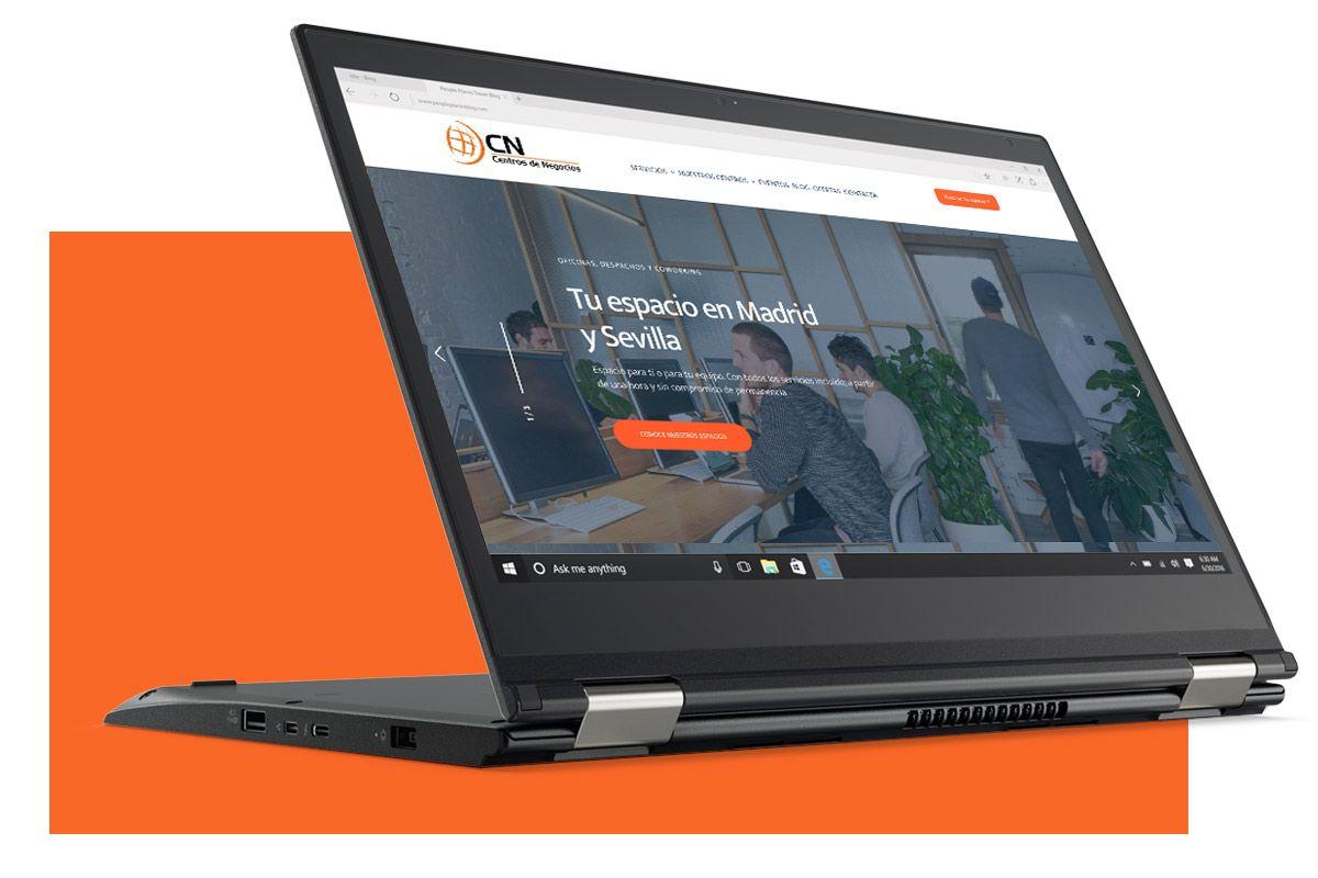 Agencia de Diseño Web Desarrollo de sitios web wordpress tiendas online Madrid Brandesign