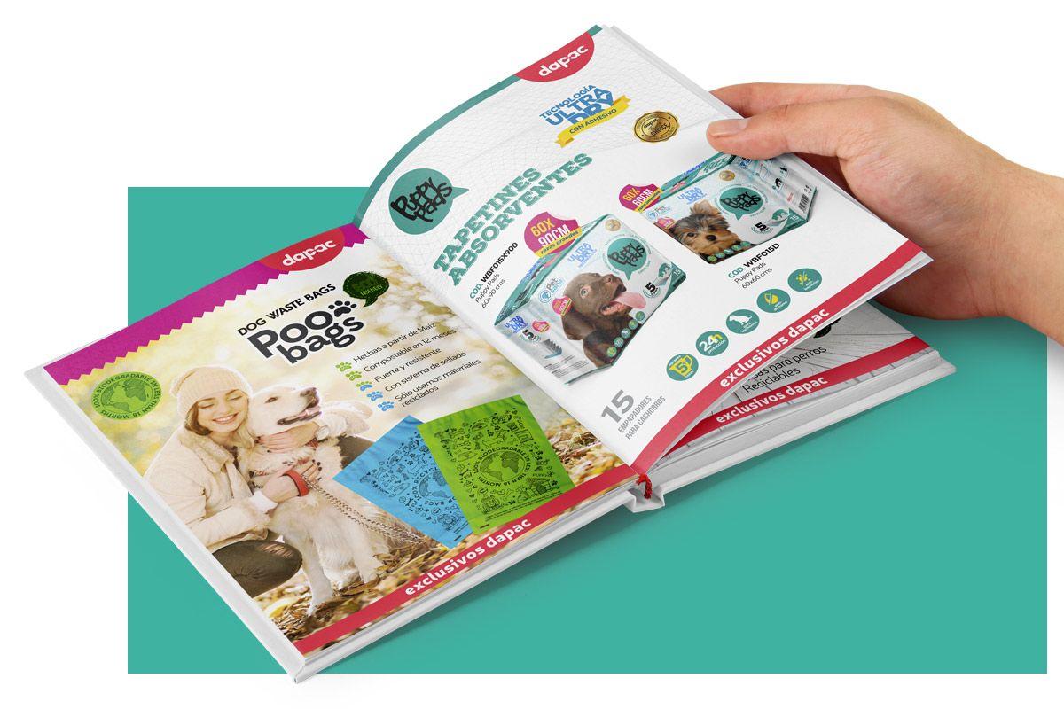 MAQUETACION DIAGRAMACION de catalogo producto brochure catalog print impresión artes finales