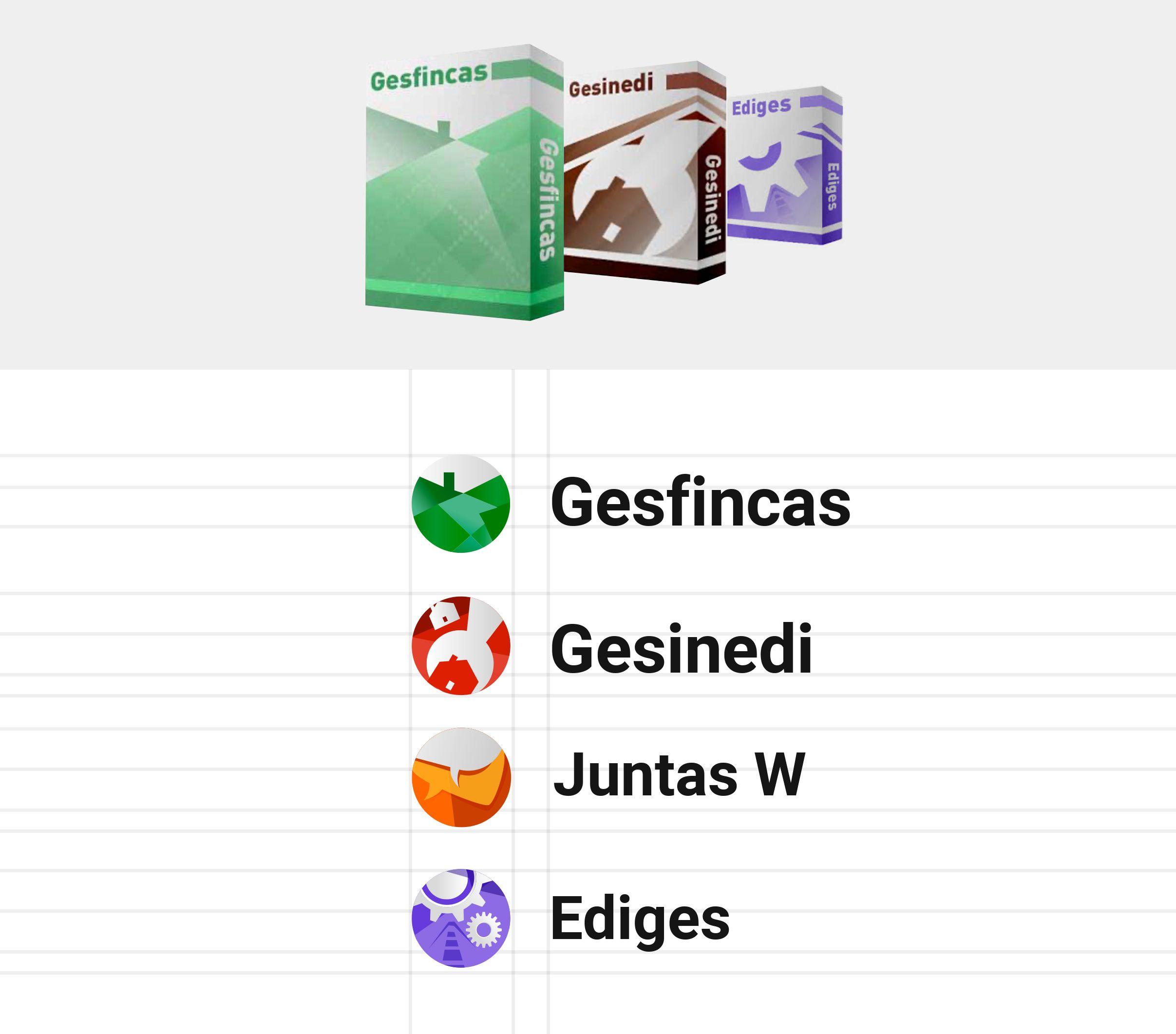Iconos Apps Gesfincas