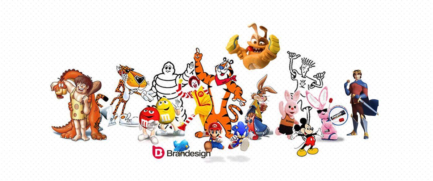personajes de marca de productos de consumo masivo en españa