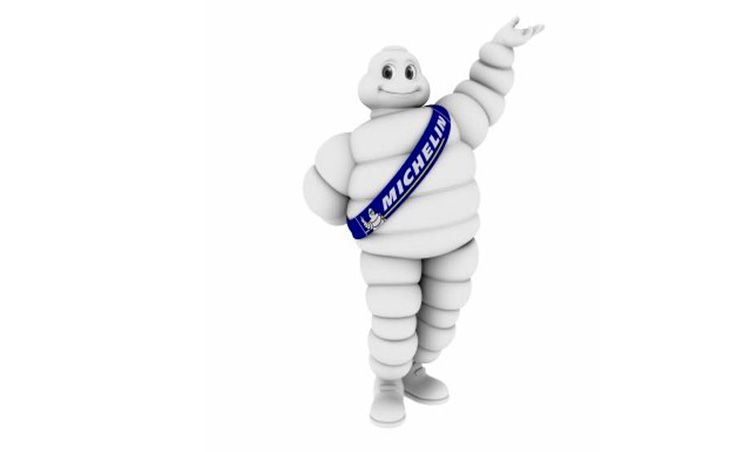 mascotas de marca made in spain Bibendum Michelin