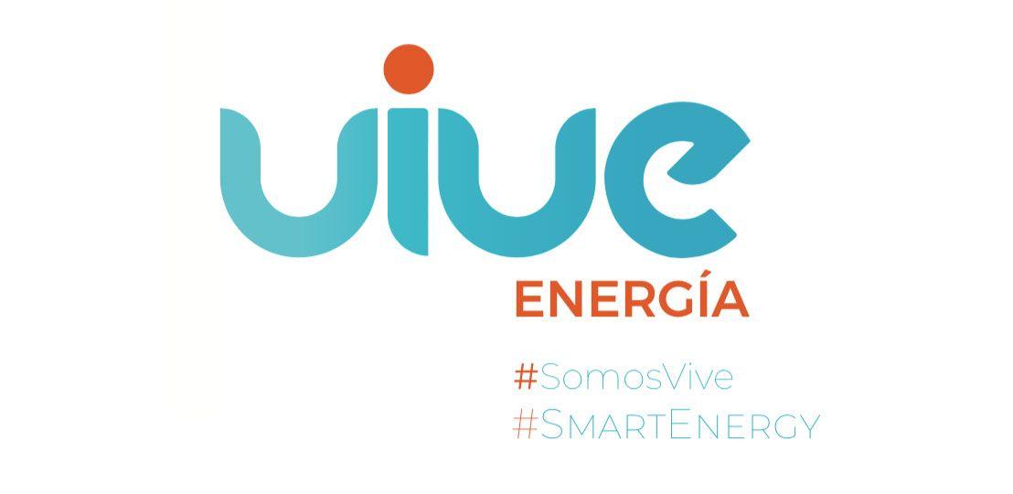 marca vive energia Diseño de logotipo logos para tu empresa estudio de diseño madrid branding identidad corporativa