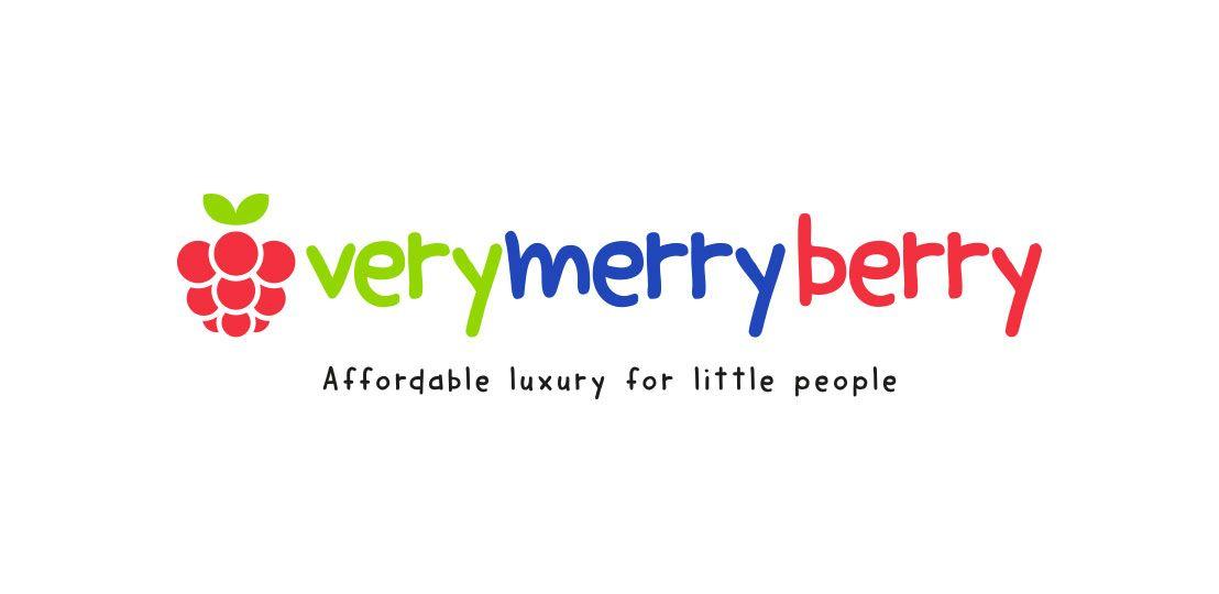 marca verymerryberry Diseño de logotipo logos para tu empresa estudio de diseño madrid branding identidad corporativa