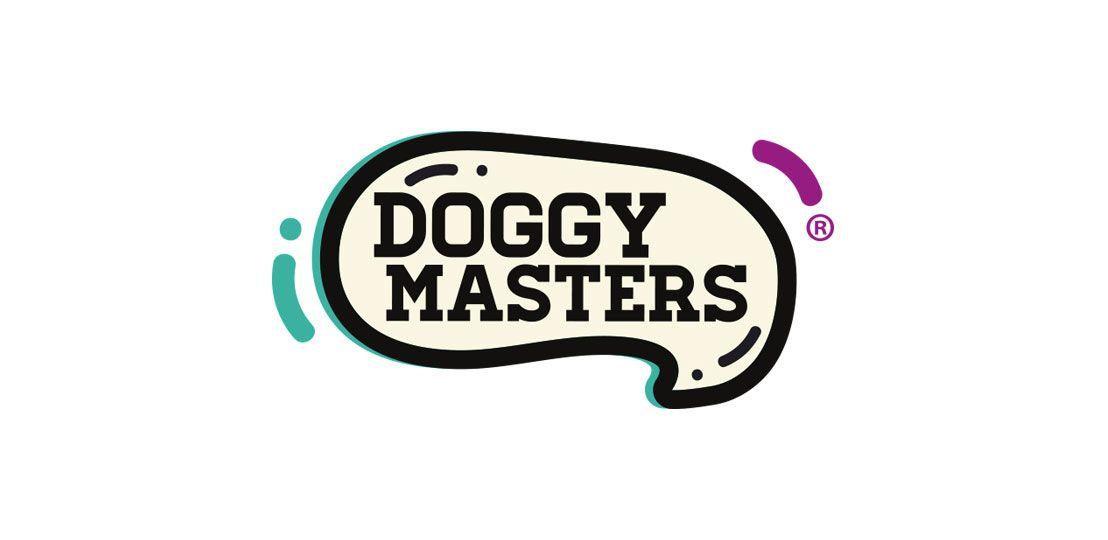 marca dogo masters Diseño de logotipo logos para tu empresa estudio de diseño madrid branding identidad corporativa