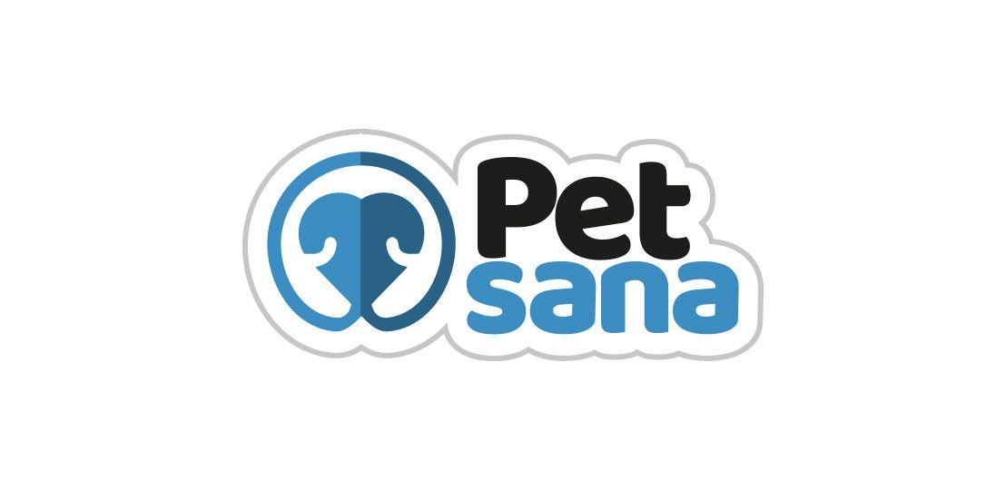 marca Petsana Diseño de logotipo logos para tu empresa estudio de diseño madrid branding identidad corporativa