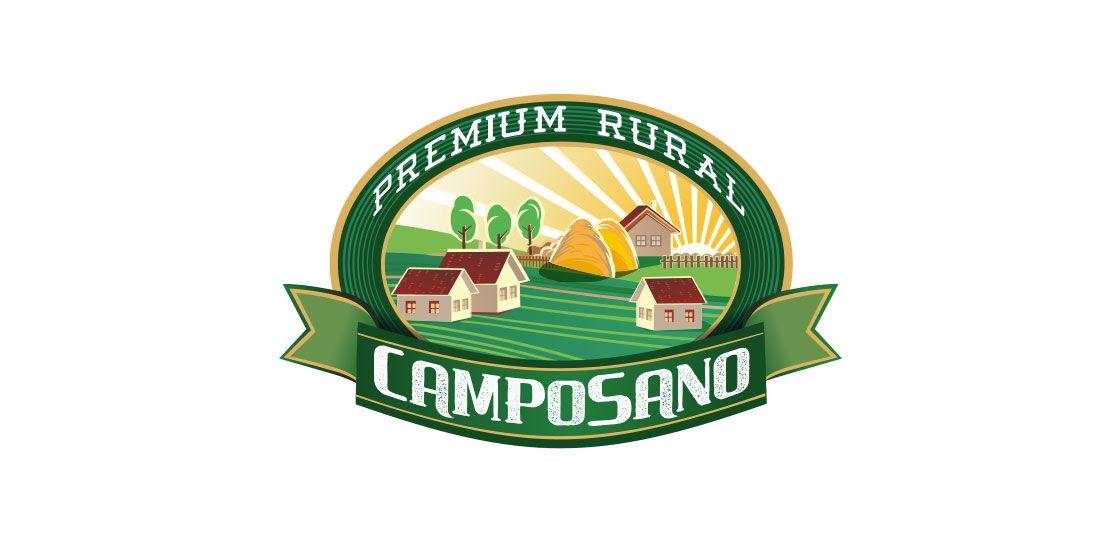 marca camposano Diseño de logotipo logos para tu empresa estudio de diseño madrid branding identidad corporativa