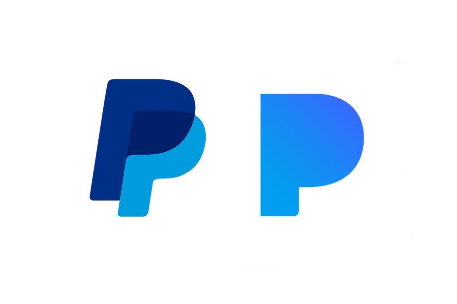 Similitudes del logo de PayPal con el de pandora