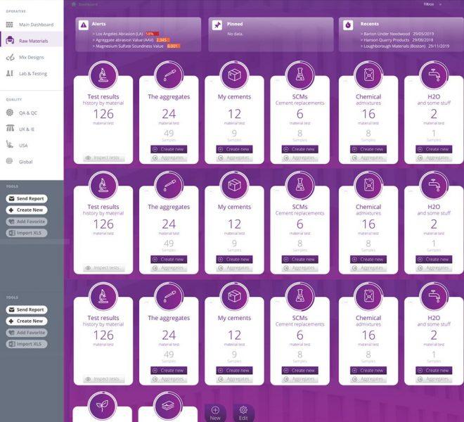 Dashboard principal vista app diseño Responsive guía ux ui brandesign