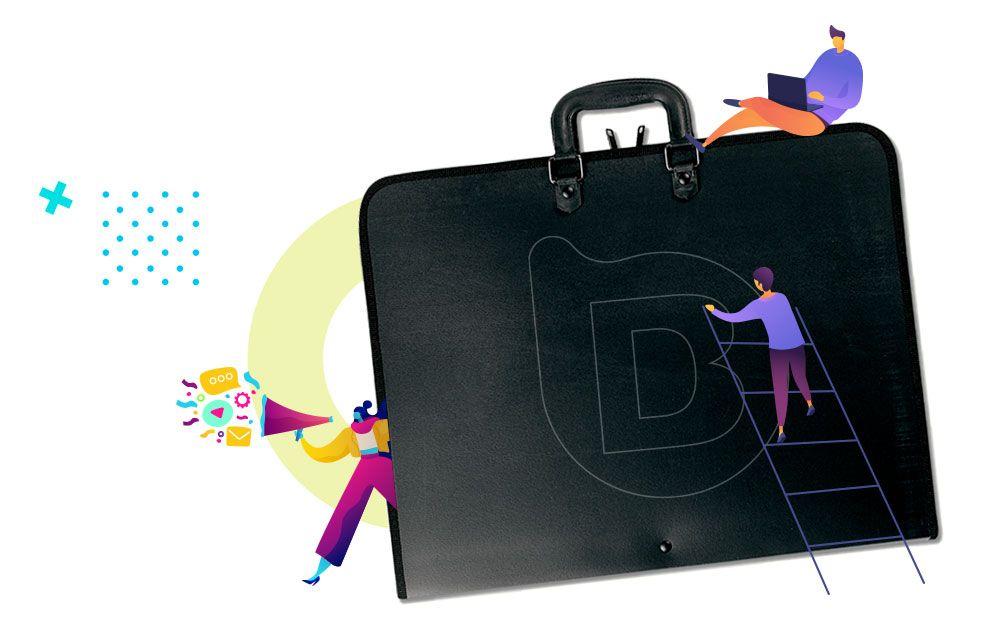 Portafolio de diseño Brand design madrid