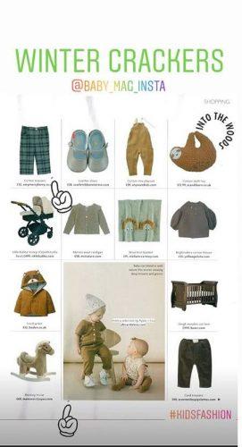 ejemplos de publicaciones instagram stories de tiendas online ecommerce agencia creativa madrid