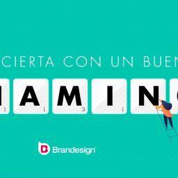Estrategia Naming: como acertar con el nombre de tu marca