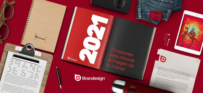 10 razones para renovar tu imagen de marca este 2021
