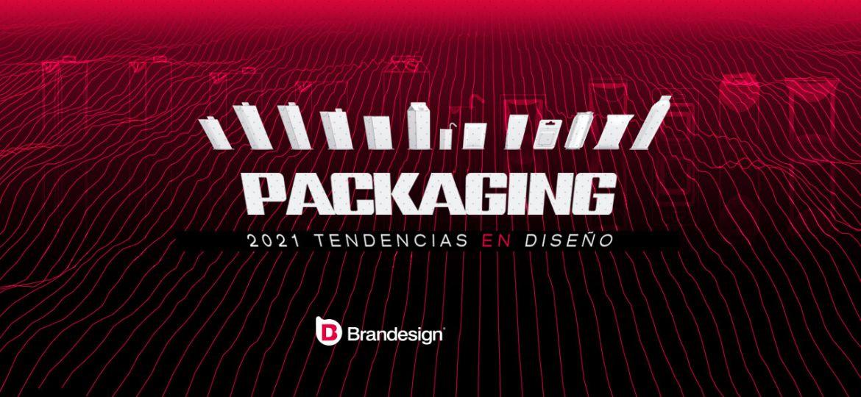 Tendencias en diseño grafico de empaques y packaging para 2021
