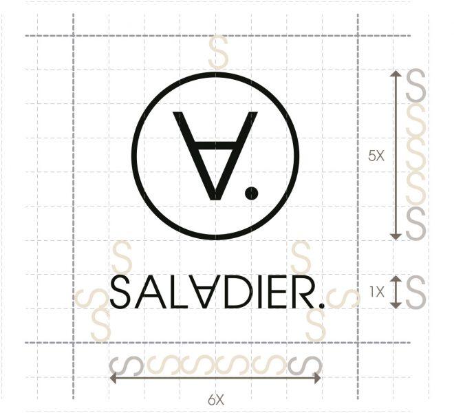 Diseño de logotipo identidad corporativa restaurante restauración marca madrid