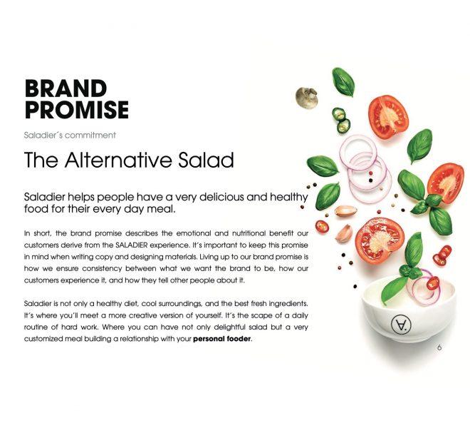 La definición de la promesa de la marca como estrategia de marca