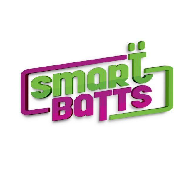 Diseño de logotipo para producto y diseño grafico de etiqueta baterías inteligentes