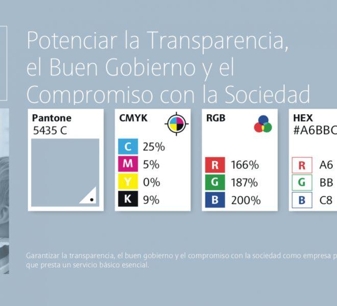Potenciar la Transparencia, el Buen Gobierno y el Compromiso con la Sociedad