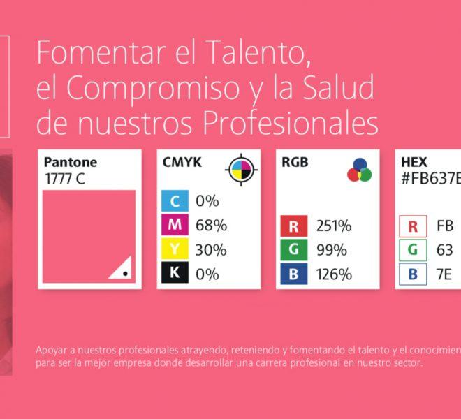 Fomentar el Talento, el Compromiso y la Salud de nuestros Profesionales