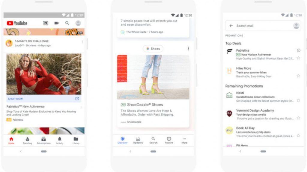 Anuncios de pago en Google Discover Ads agencia de marketing online