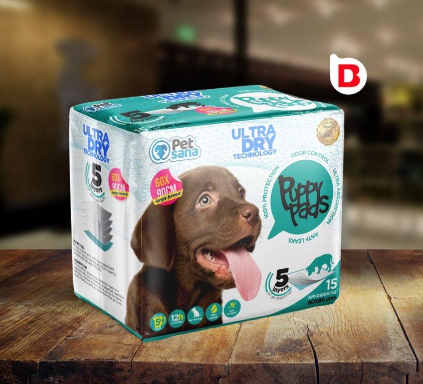 Diseño de sacos y packaging para el cuidado de tu mascota