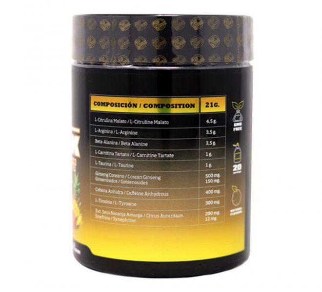 Diseño de la etiqueta para el envase de producto diseñador grafico