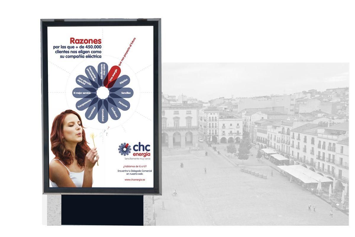 Diseño gráfico de Carteles de Publicidad agencia de diseño Madrid